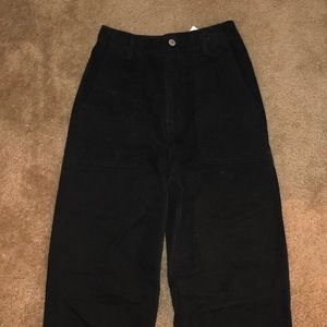 john galt black cargo pants